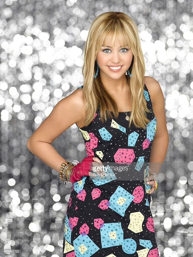 MONTANA - Miley Cyrus stars as Miley Stewart on Disney Channel's 'Hannah Montana.'