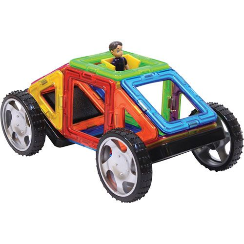 Magformers WOW Set - Rainbow Products (Magformers) -