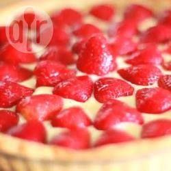 Quick Strawberry Tart @ allrecipes.com.au