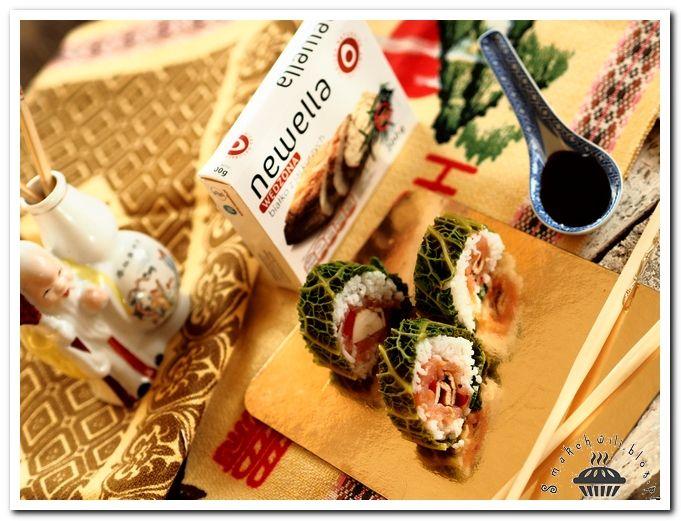 kapusciane sushi newella