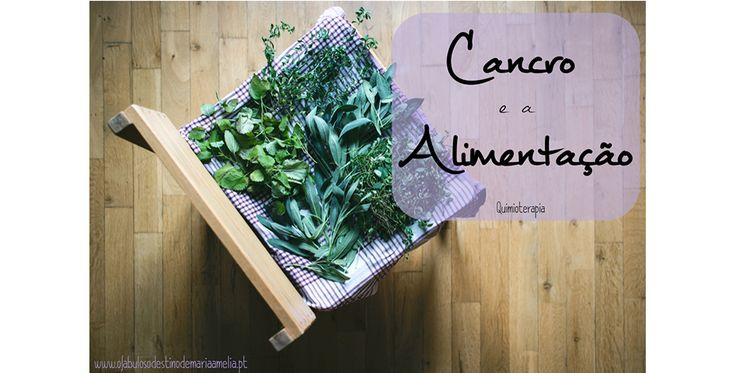 http://www.ofabulosodestinodemariaamelia.pt/o-cancro-e-a-alimentacao/  Hoje venho falar do Cancro e a Alimentação durante a fase da quimioterapia. Este…