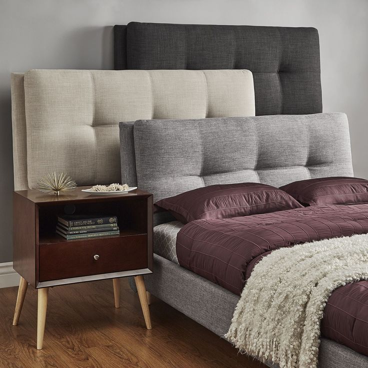 Best 25 King Size Headboard Ideas On Pinterest King