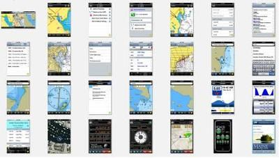 Houseboat Navigation Charts with iPhone GPS marine applications: When it comes your houseboat and navigation charts, you can now use the iPhone GPS with marine software to chart and plot your trips on your house boats.