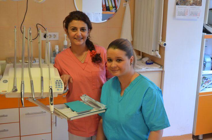 dental team, DDS Ioana Carja, dental office