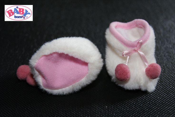 Baby Born Stiefel  Fellstiefel  Winterstiefel  Schuhe Puppe Zapf wie Neu  in Spielzeug, Puppen & Zubehör, Babypuppen & Zubehör | eBay!