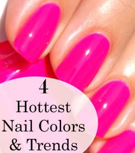 cheap online fashion jewelry stores 4 Hottest Nail Colors and Trends