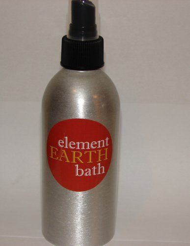 Element Earth Lavender Lemon Spritz by Element Earth Bath. $9.99. Refreshing, Calming, Aromatherapy. Lavender and Lemon Essential Oils to mist your room or yourself (but not your eyes) in an 8 oz. Aluminum spray bottle.