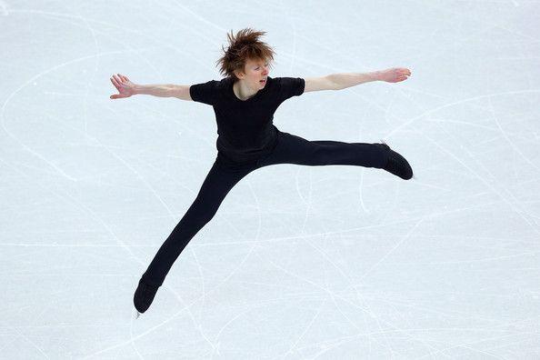 Kevin Reynolds - Winter Olympics: Figure Skating