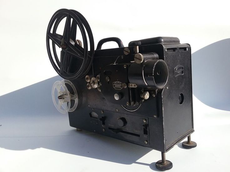 Zeiss Icon Projektor sehr alt Filmprojektor Vorführgerät ohne Objektiv