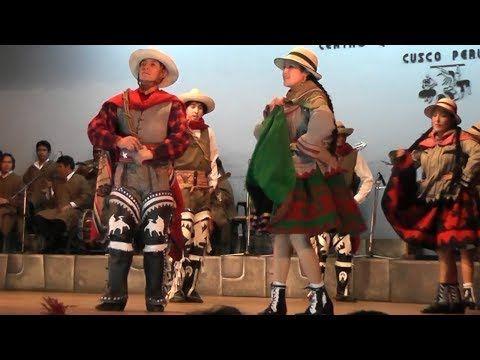 Danza Qorilazo de Chumbivilcas Cusco - Centro Qosqo de Arte Nativo - YouTube                                                                                                                                                                                 Más