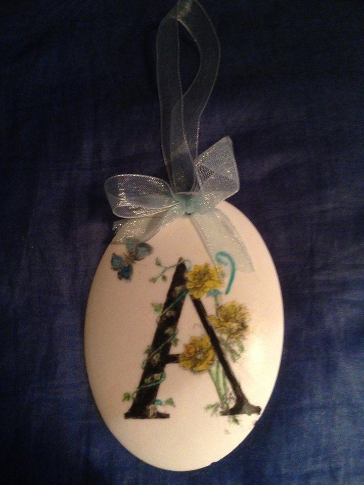 trasferimento immagine su medaglione in gesso ceramico