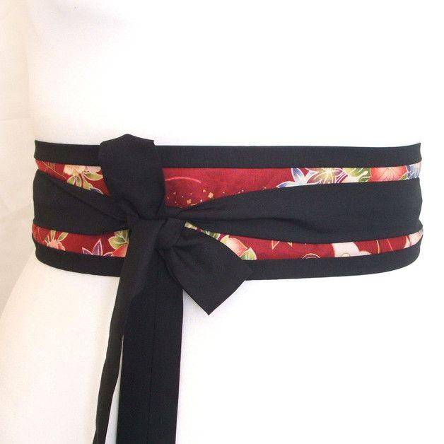 Vielen Dank, dass du meinen Shop besuchst Dieser Obi Gürtel ist von der japanischen Kultur und ihrem Stil inspiriert. Er ist für die modernen Frauen! Er ist angenehm zu tragen und ist sowohl...