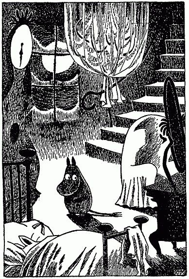 Moomintroll, by Tove Jansson