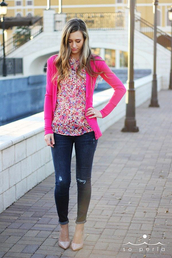 Best Selling Long Button Cardigan {New Colors!} | Jane