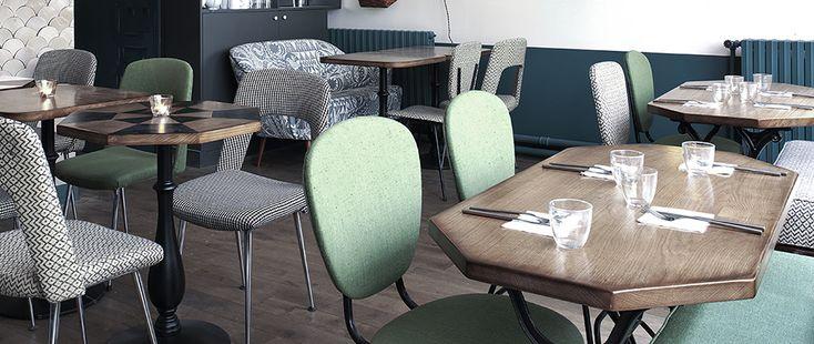 75010 fg poissonière — Café Pinson