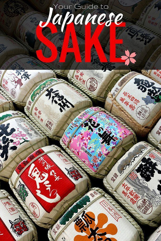 A Beginner's Guide to Drinking Sake in Japan