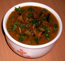 Chhatu – Curry de Ciuperci din Orissa
