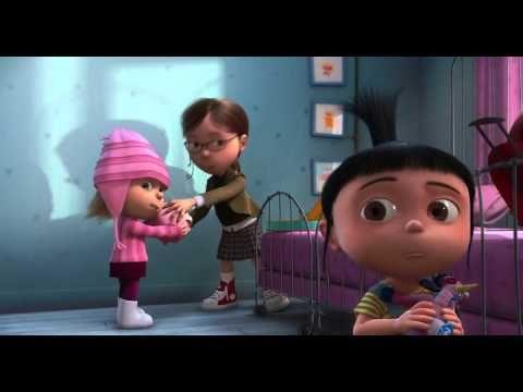 Εγώ Ο Απαισιότατος - Agnes - Πεταλουδίτσα