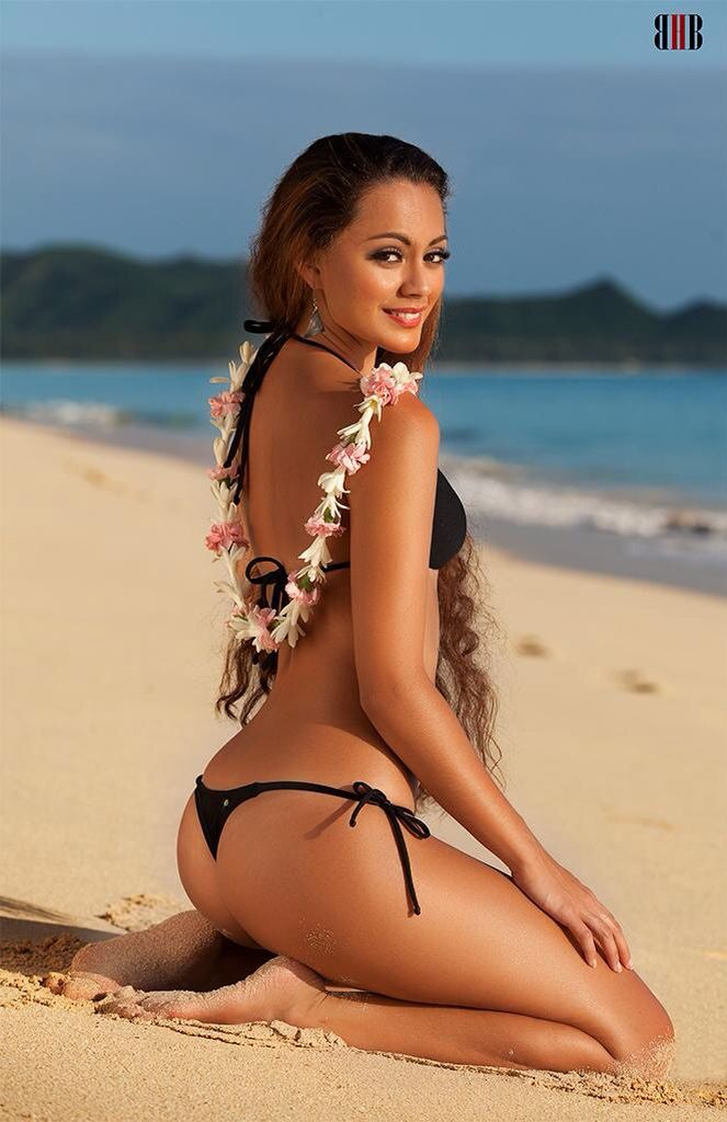 Hawaiian babes picture 1