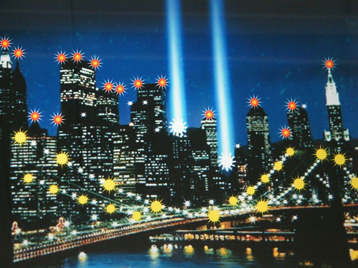 The Best Tribute In Light Ideas On Pinterest Twin Towers - Two beams light new yorks skyline beautiful tribute 911
