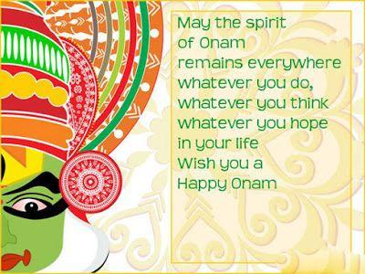 Onam wishes in english latest
