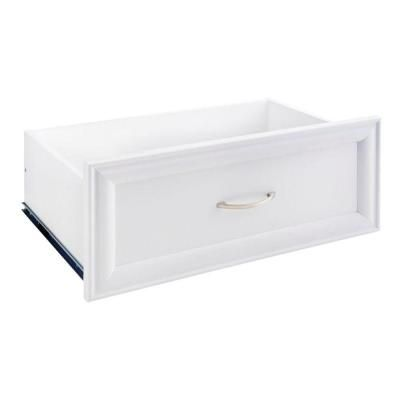 Closetmaid selectives 23 5 in x 10 in decorative drawer - Closetmaid design tool home depot ...