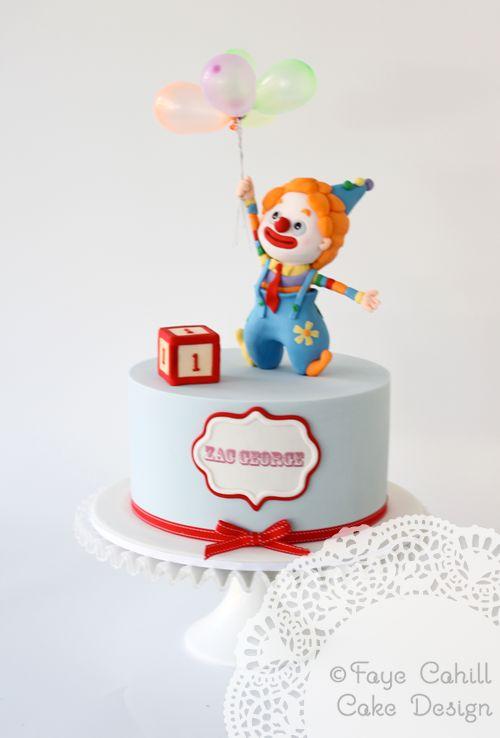 Cute Idea for a !st Birthday