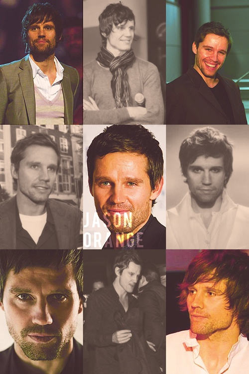 Jason Orange-He just gets better with age!