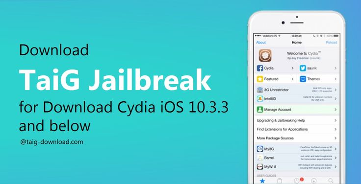 There is a Good news about iOS 10.3.3 Jailbreak. TaiG beta Jailbreak team released the Online Jailbreak app installer for iOS 10.3.3 as TaiG iOS 10.3.3 Jailbreak. TaiG 10.3.3 jailbreak is 100% free. Also, It is the risk-free and very easy to use. You can easily install Jailbreak applications using TaiG iOS 10.3.3 jb tool…