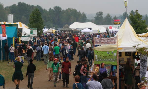 The Common Ground Country Fair ~ Some call it the hippy fair. Organic Farmers of Maine.