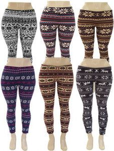 Plus size winter leggings at ebay.