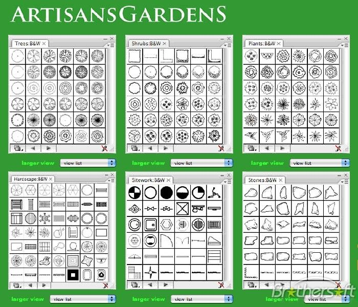 Free Virtual Room Layout Planner | Landscaping Plans Software Freeware
