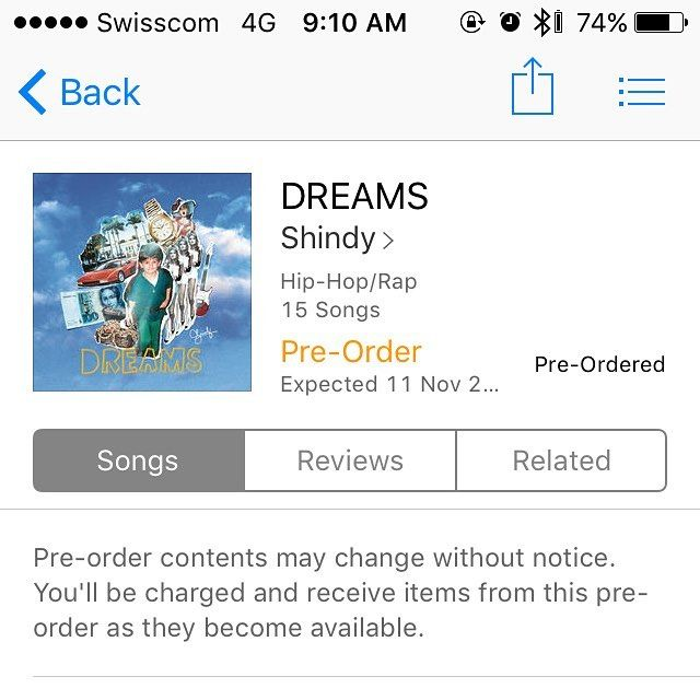 2016/07/15 16:12:18  rees_bodmah  @prettymofukkanamedshindy #DREAMS #ROLI #switzerland #preorder #shindy #bushido #album #mrporter