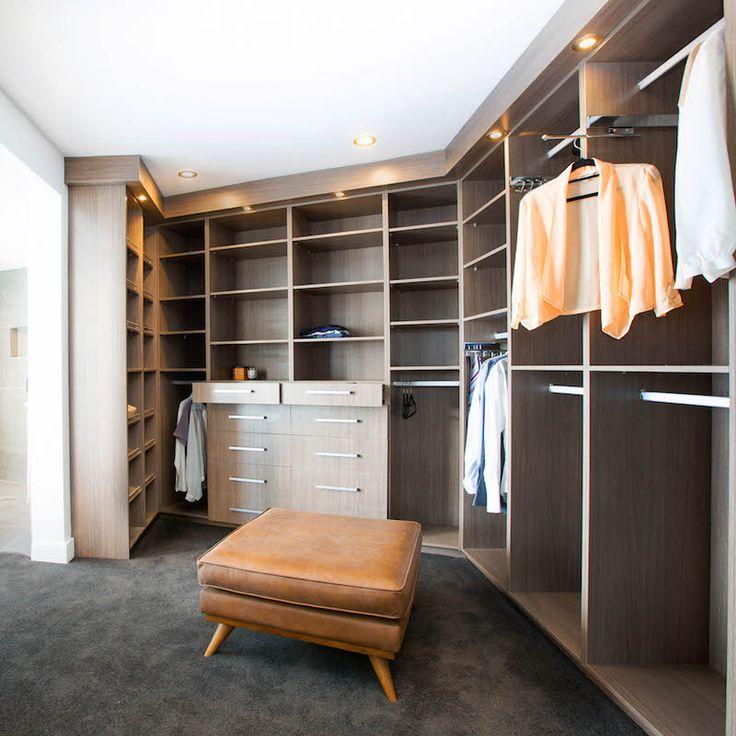 Caro and Kingi Room 3 | Master Bed & WIR - #theblock #theblockshop #wardrobestyle