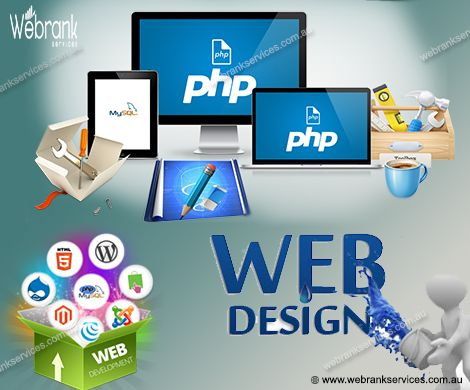 Our function is to create innovative options for companies. We are a market leader in custom-made website design. We develop small and large company web sites, eCommerce sites, business web sites, and brand name options for numerous markets and occupations. Through brand-new innovation platforms and outstanding graphic design experience we ensure you're ahead of the curve.    http://webrankservices.com.au/what-we-do/web-designing/