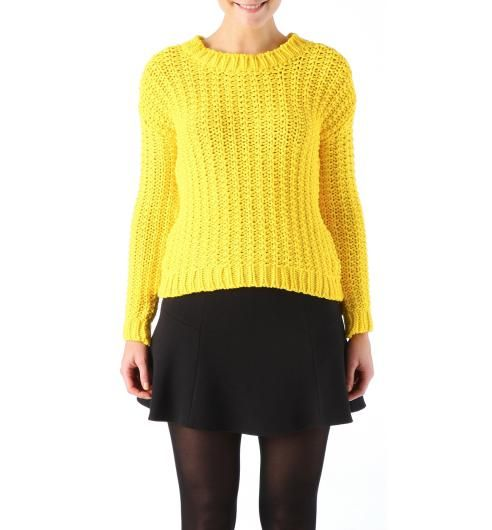 pull in zware tricot