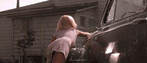 "vintagedeluxeworld: "" loutigergirl99: "" The Joy of summer "" Cool Hand Luke """