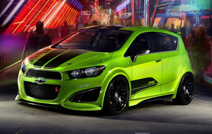 Chevy Sonic Hatchback >> Chevy Aveo RS by R J Andersen Why can't my Aveo look like ...