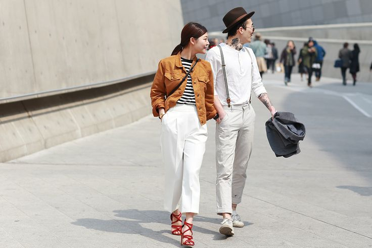 2015 F/W 서울 패션위크 스트릿 패션 NO.3 : 네이버 블로그