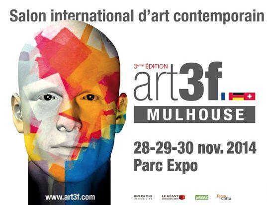 Art 3f Mulhouse du 28 au 3à Novembre 2014