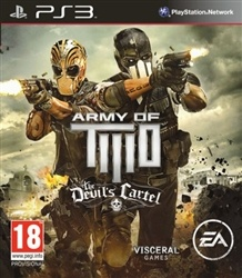 Price drop!   Army of Two The Devil's Cartel PS3.  $54.98 delivered!