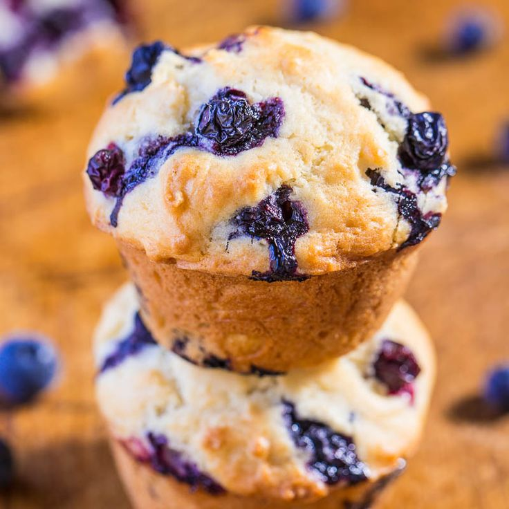 25+ best ideas about Skinny blueberry muffins on Pinterest ...