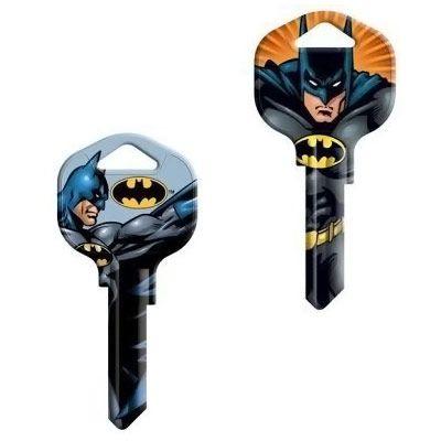 Batman House Keys
