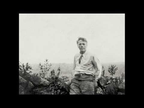 Robert Frost - Noche invernal de un anciano