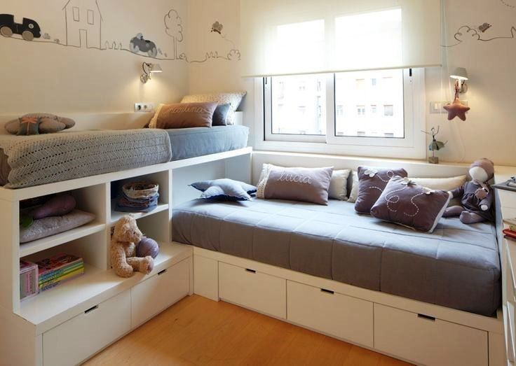 Le 25 migliori idee su arredamento piccola camera su for Idee per arredare camera da letto piccola