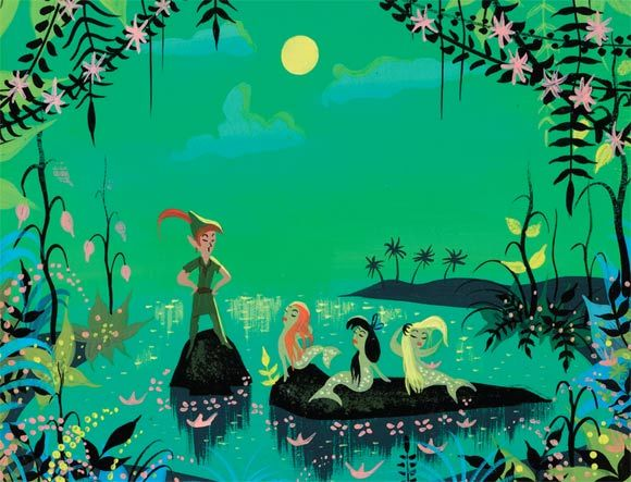 Mary Blair Exhibit Announced for Spring 2014 in SF. It will be exhibited between March 13 and Sept 7, 2014. LOVE!