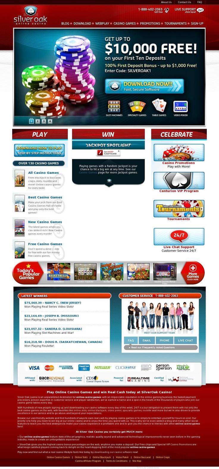 Live oak online casino