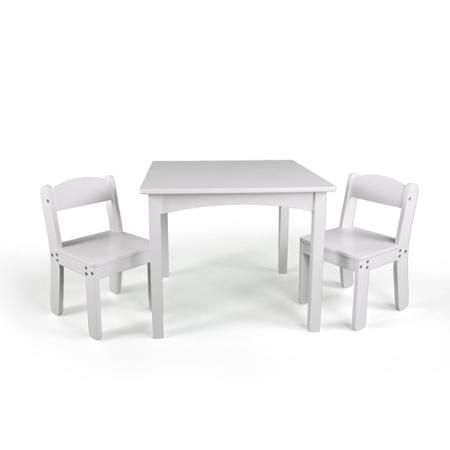 WonkaWoo Deluxe Children's Table and Chair Set