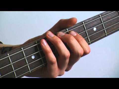 Great Scale Practice Tips For Bass Guitar with The Study Book Of Scales (L#25) - YouTube