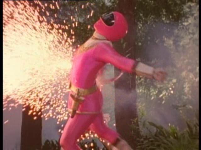Catherine Sutherland in Power Rangers Zeo (1996)